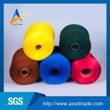 Tecido de cortina de poliéster para tricotar e da tecelagem de fio tingido