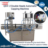 Qdx-2 Doubles Heads Automatic Capping Machine for Detergent