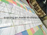 Em mármore branco chinês para a bancada de azulejos do piso Laje&Vaidade Topo