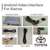 De androïde GPS Doos van de Navigatie voor Gen van Toyota Prius 2016 de 4de VideoEenheid van de Pionier van WiFi Waze Youtube van de Interface