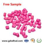 HDPEのMasterbatchのバージンPUの化学薬品のためのピンクカラー
