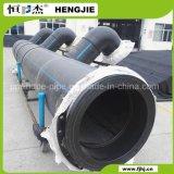 HDPE Pijp voor De de Plastic Pijpen en Montage van de Infrastructuur van de Watervoorziening met Diverse Afmetingen