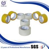 BOPP Singleside adhesivo acrílico color transparente cinta transparente