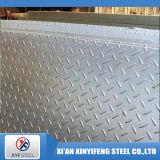 열간압연 ASTM A793 304 스테인리스 다이아몬드 격판덮개 T 모양 패턴