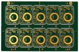 Une seule couche, double face, carte de circuit imprimé rigide multicouche