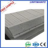Piedra Wante galvanizado recubierto de azulejos de techo de madera