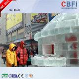 漁業のための日のブロックの製氷機械1台あたりの3トン