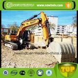 중간 중국 극히 중대한 크롤러 굴착기 기계장치 Sy140c-9 가격