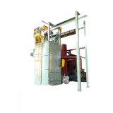 Hakenförmige Granaliengebläse-Maschine für Metallrost-Reinigung