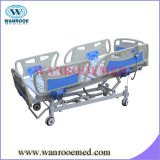 Bae505A 병원 가구 5 기능 전기 병원 조정가능한 참을성 있는 침대