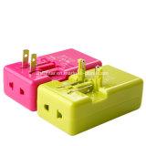 Универсальный адаптер для поездки в Великобритании, Европе, Австралии, нам свечи мини настенное зарядное устройство USB