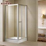 Cerco Bi-Fold/porta do chuveiro da dobradura