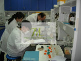 Polypeptid-rohes Hormon Tesamorelin 804475-66-9 der Gesundheitspflege-2mg/Vial