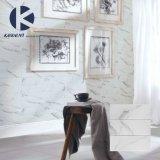 tegel van de Baksteen van het Porselein van de Muur van 90X300mm Carrara de Witte Marmer Verglaasde