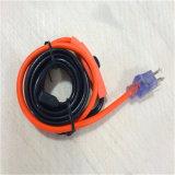 Wasser-Rohr-Wärme-Kabel des Rohr-Schutz-3FT mit UL, CSA, Vde