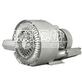 Canal latéral de haute capacité de ventilation pour le matériel de manutention de la soufflante de sonnerie