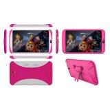 7 pouces, Quad Core, écran HD de 1024x600 512 Mo 8 Go d'enfants Les enfants comprimé d'apprentissage