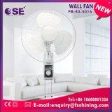 Nagelneue 16 Zoll-oszillierende an der Wand befestigte Ventilatoren mit 3 Schaufeln
