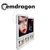 Leitor de publicidade sem fios de 21,5 polegadas Leitor publicidade HD 3G WiFi Leitor Ad quiosque de Vídeo Digital Signage LED com função estável