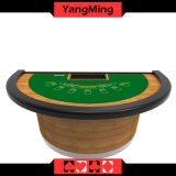 بالجملة كازينو عادة هراوة طاولة صناعة محراك طاولة لأنّ 7 لاعبة مع [هلف موون] شكل ([يم-بج01])