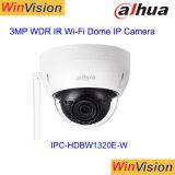 Macchina fotografica senza fili Ipc-Hdbw1320e-W del IP di WiFi di obbligazione del CCTV della mini cupola di Dahua 3MP