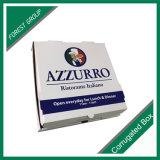 Kundenspezifischer gewölbtes Papier-Pizza-Kasten-Großverkauf