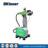 máquina de marcação a laser de fibra online para embalagem médica