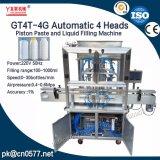 Inserimento del pistone e macchina di rifornimento automatici del liquido per salsa (GT4T-4G)