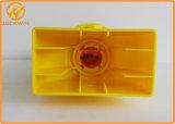 Piloto LED del estroboscópico solar del amarillo que contellea de calidad superior