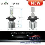 新しいV1 4000lm 36W 6K明るい小型車LEDのヘッドライト