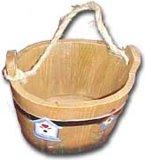 Caçamba de madeira
