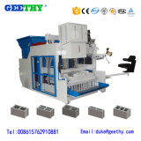 方法Qmy12-15移動式フライアッシュのセメントの煉瓦作成機械