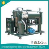 Petróleo vegetal de la microfiltración de múltiples funciones de Lushun Zrg que recicla la máquina