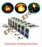 15kw à haute efficacité four de fusion par induction pour Silver Gold de l'aluminium
