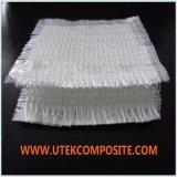 Tissu de fibre de verre de la structure 3D de sandwich pour des stratifiés