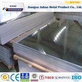Piatto della decorazione dello strato dell'acciaio inossidabile di rivestimento dello specchio