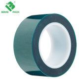 Bomei 녹색 고열 방열 실리콘 접착성 애완 동물 테이프