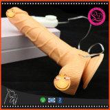 Vibrierender Fernsteuerungsdildo für Frauen-Masturbation-reizvolles Spielzeug