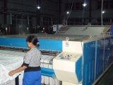 Автоматическая машина для глажения с паром листов