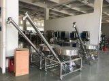 Halb-Selbstpuder-Stangenbohrer-Einfüllstutzen-Maschine für Flasche oder Beutel