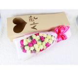 Новая коробка Posy бумаги Kraft конструкции для подарка