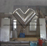 V-Tipo mezclador eficiente