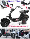 Bateria de lítio e leve Scooter eléctrico