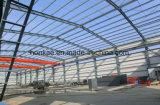 Полуфабрикат стальная структура для пакгауза