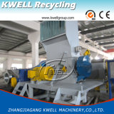 HDPE/PP dozen/de Machine van het Recycling van de Was van de Tank/van het Vat/de Plastic Lijn van het Recycling