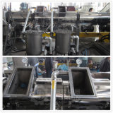 película plástica de los residuos de la línea de peletización con el compactador Cutter