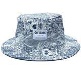 Для мода полиэстер Red Hat ковша с индивидуального логотипа