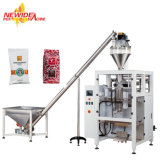 Empaquetadora automática llena del polvo del cacao/de la desnatadora/del café
