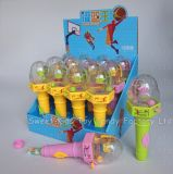Giocattolo con la caramella ed i giocattoli (170801)
