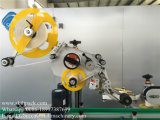Машина для прикрепления этикеток пластичной чашки фабрики Skilt автоматическая для сторон и верхней поверхности